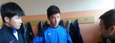 GK特集 第15回WPSCセレクション合格 柴田奨選手(25歳) チェコ/FCドラニー